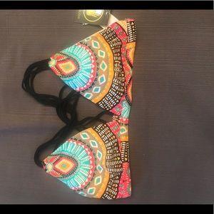 NWT Pac Sun Bikini Top